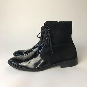 Men's Black Boots